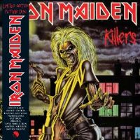 "Iron Maiden-Killers (Limited Edition Picture Disc) 12"" LP 2012"